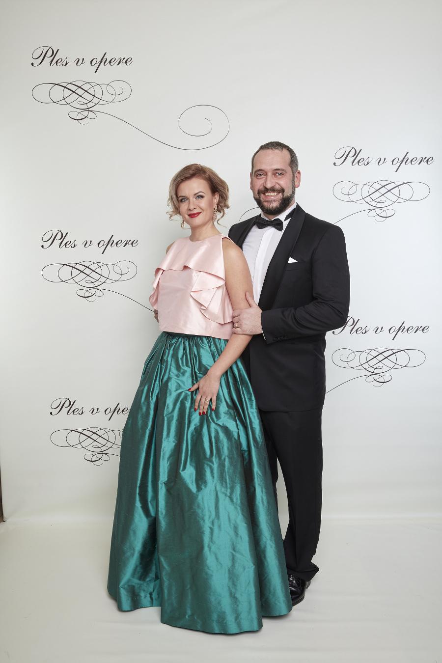 Herec Martin Mňahončák s