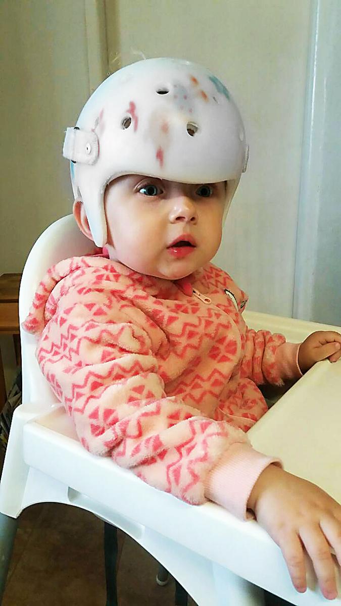 Princezná s prilbou: Malá