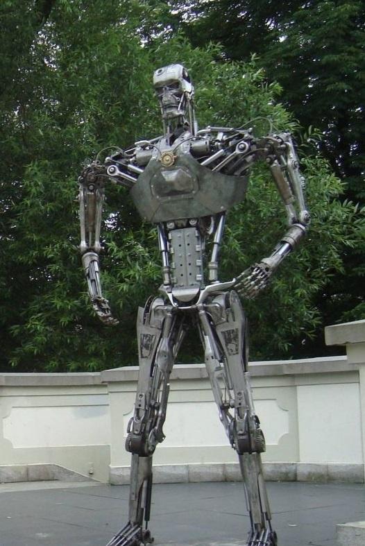 Robotom inšpirovaným filmovou sériou