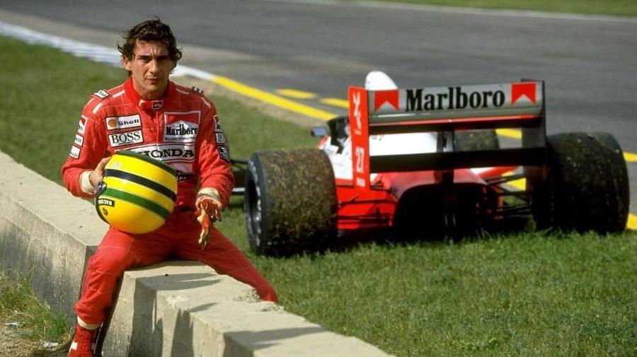 Ayrton Senna patril k