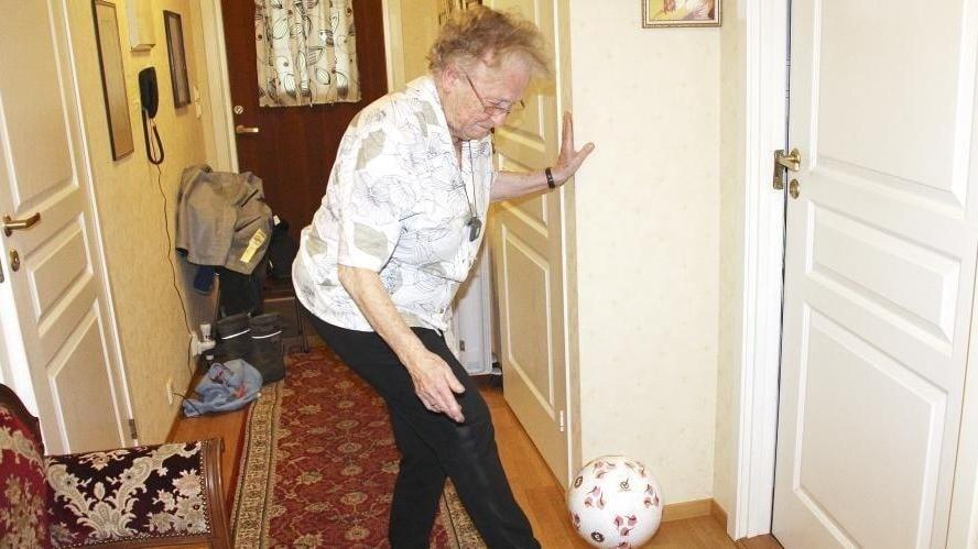 90-ročná Åse Marie Nordhagen