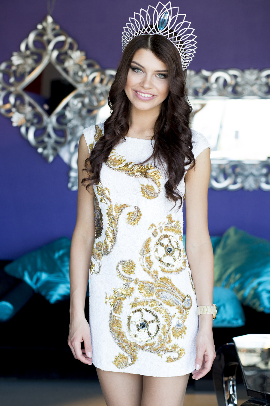 Karolína Chomisteková (23), Miss