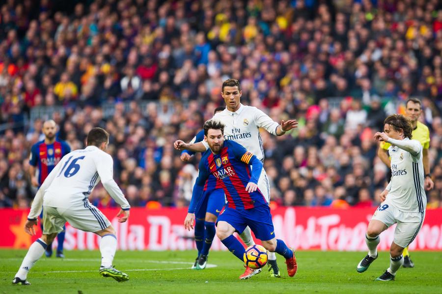 El Clasico: Futbaloví fanúšikovia