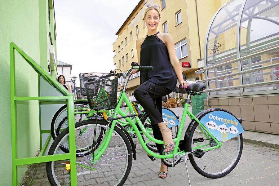 Lenka Piešová (22) si