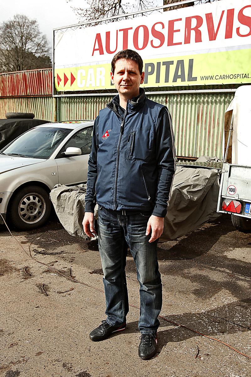 Pavol (33), živnostník, Banská