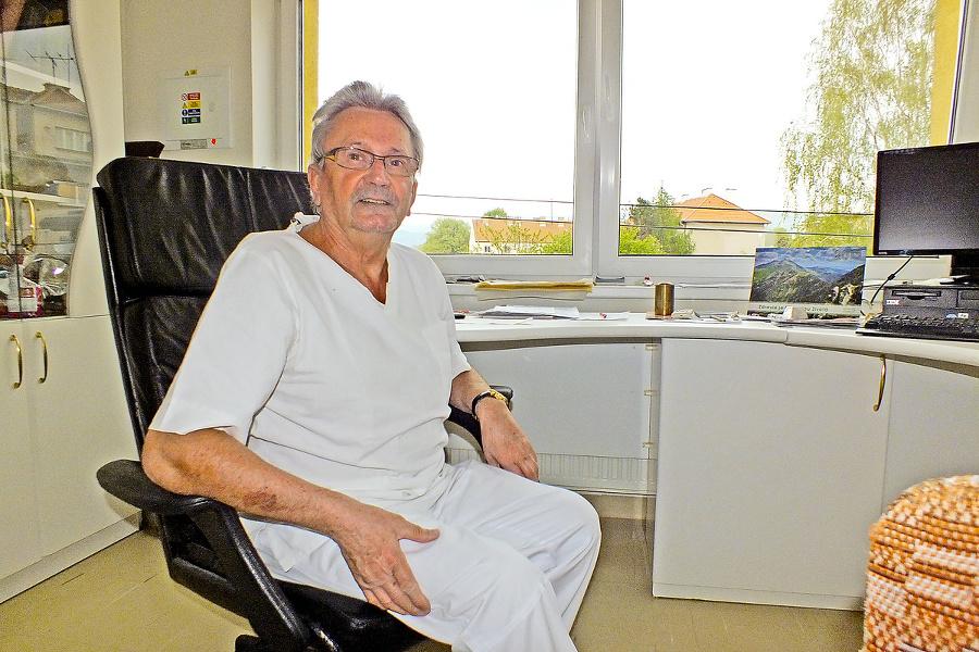 Pavol Šulek, súkromný lekár