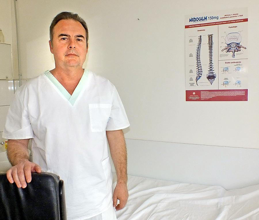 Neurológ Vladimír Dobiáš tvrdí,