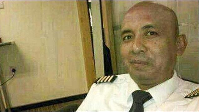 Malajzijský kapitán Zaharie Ahmad Shah (53), jeden z pilotov, ktorí ostávajú nezvestní.