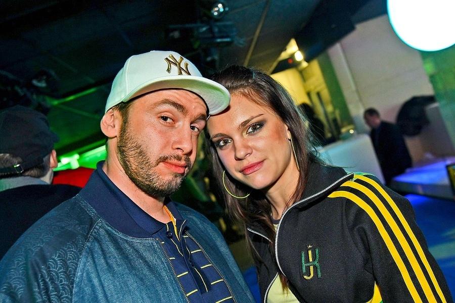 Laci a jeho manželka