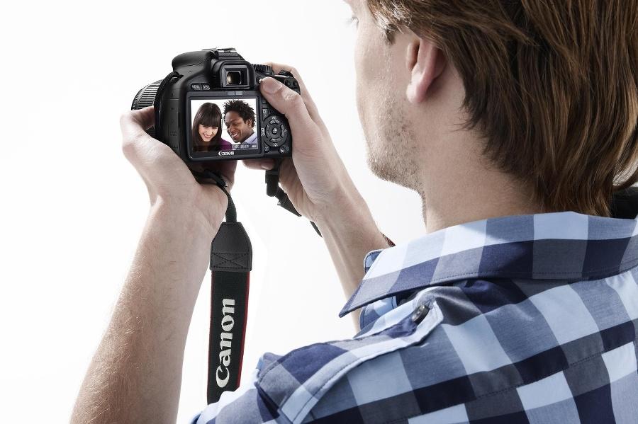 Nový Canon EOS 550D