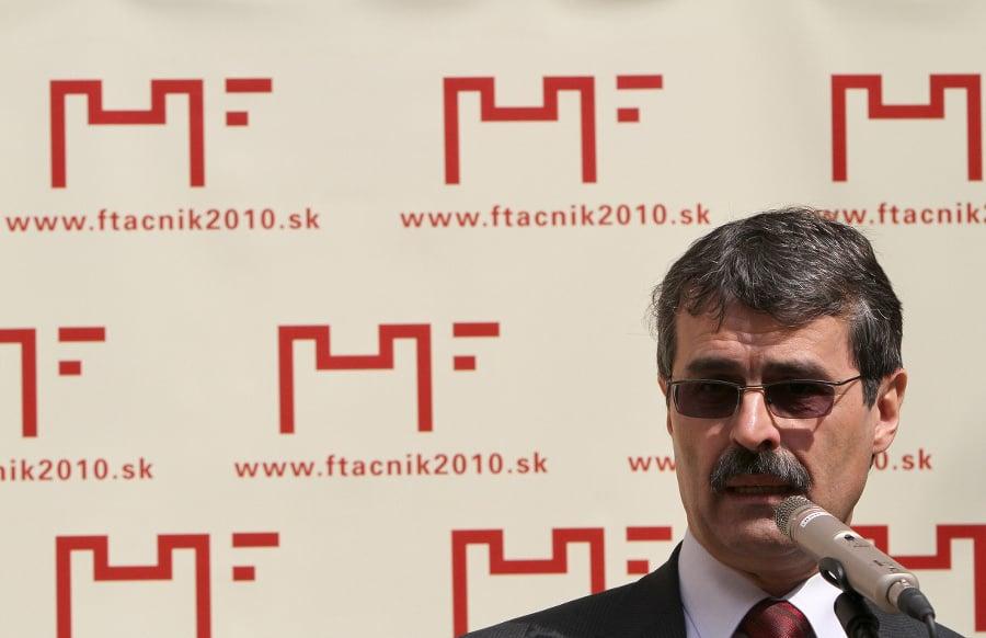 Milan Ftáčnik.