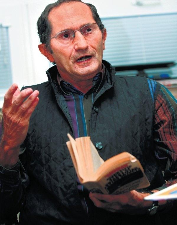 Igor Kapišinský: Jediný Slovák