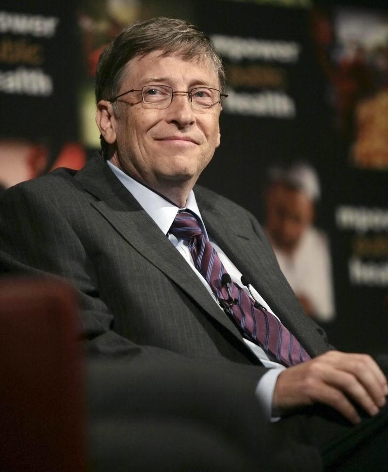 Bill Gates uviedol, že