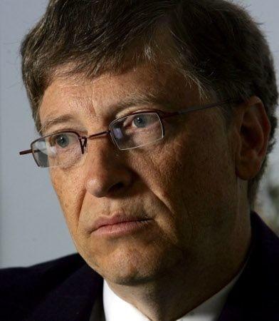 Bill Gates oznámil na