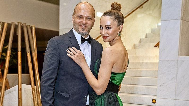 Mária Čírová s manželom