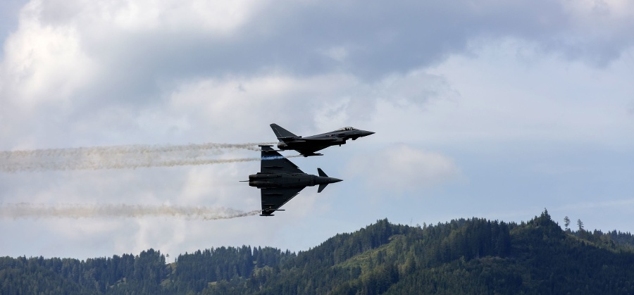 Zeltweg,Styria,Austria-September 2,2016  Display