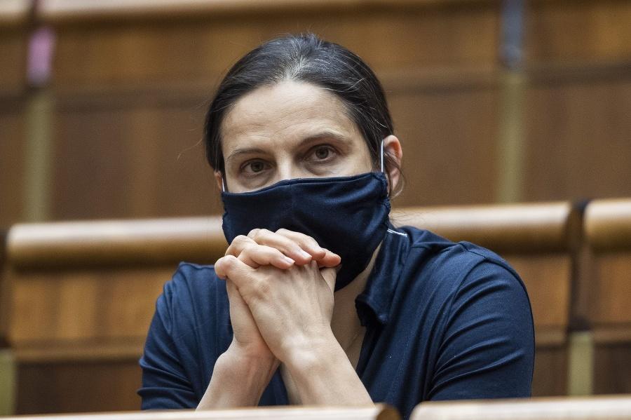 Ministerka spravodlivosti Mária Kolíková: