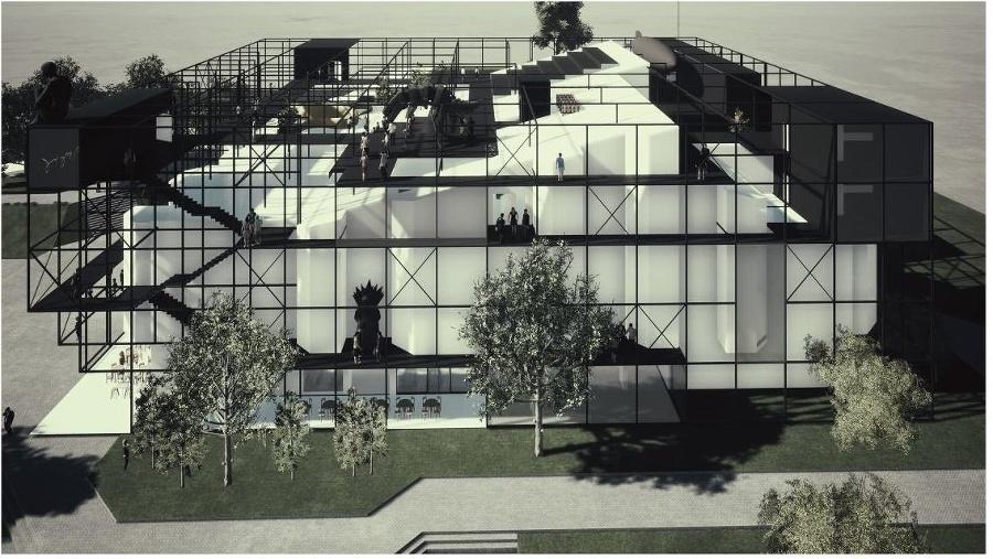 Múzeum po rekonštrukcii.