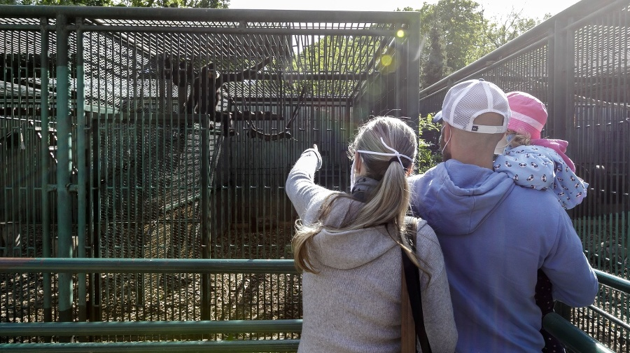 Máj 2020: Zoologická záhrada