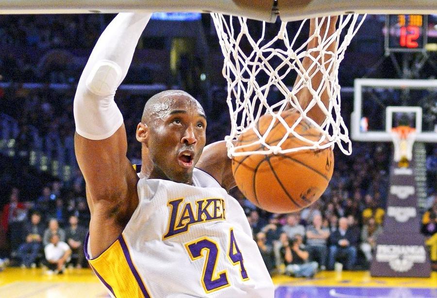 Kobe Bryant dostane cenu