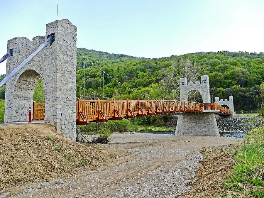 Most je súčasťou