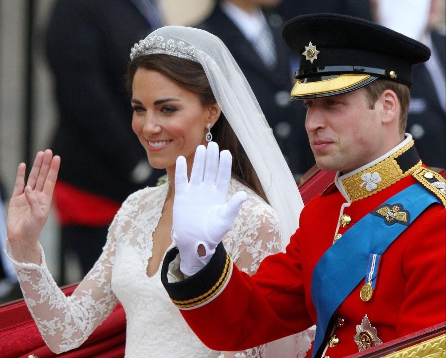 Vojvodkyňa Kate aprinc William