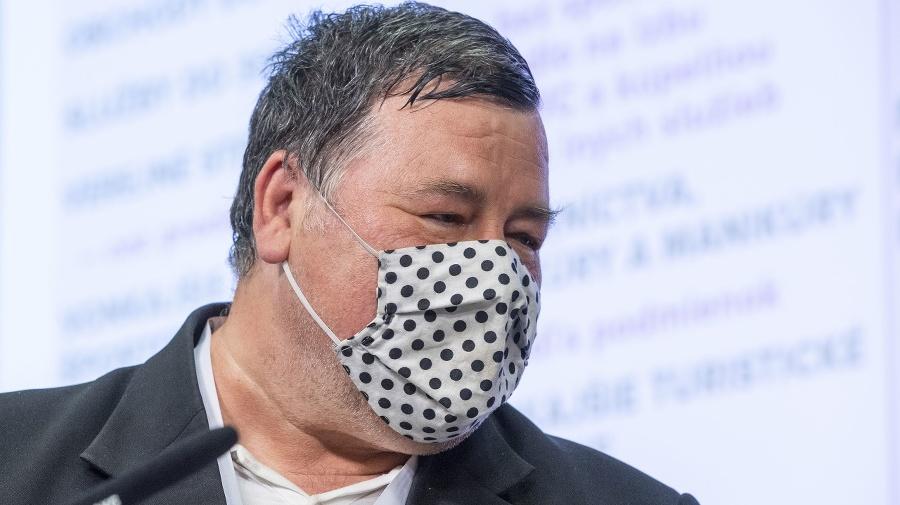 Infektológ Vladimír Krčméry