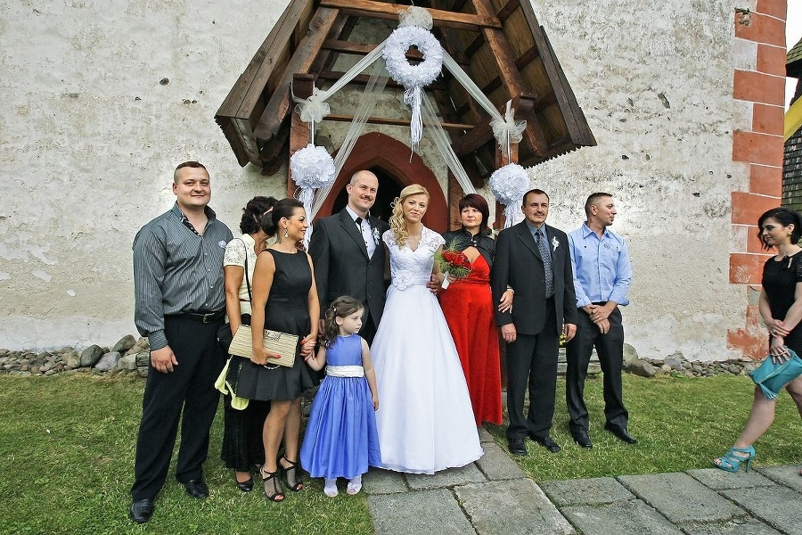 Kotleba si vzal Frederiku