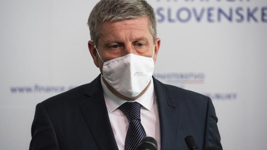 Minister zdravotníctva Lengvarský