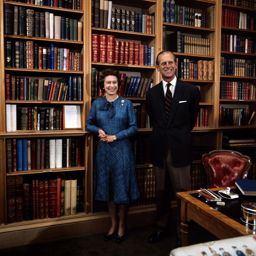 Manželstvo Philipa a Alžbety