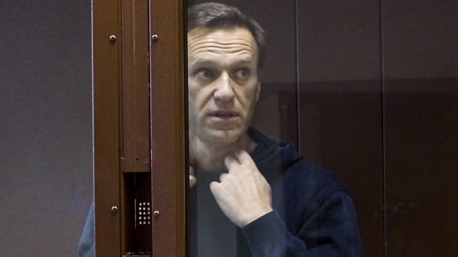 Vodca ruskej opozície Alexej