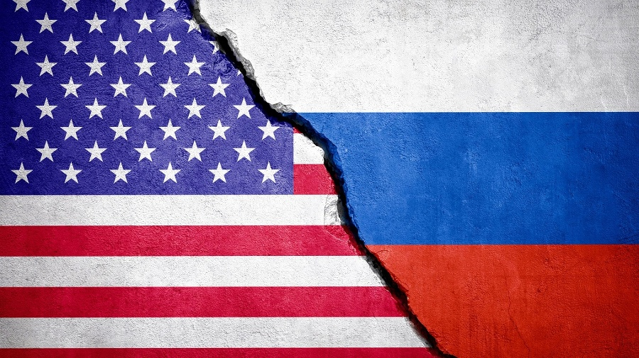 USA and Russia conflict.
