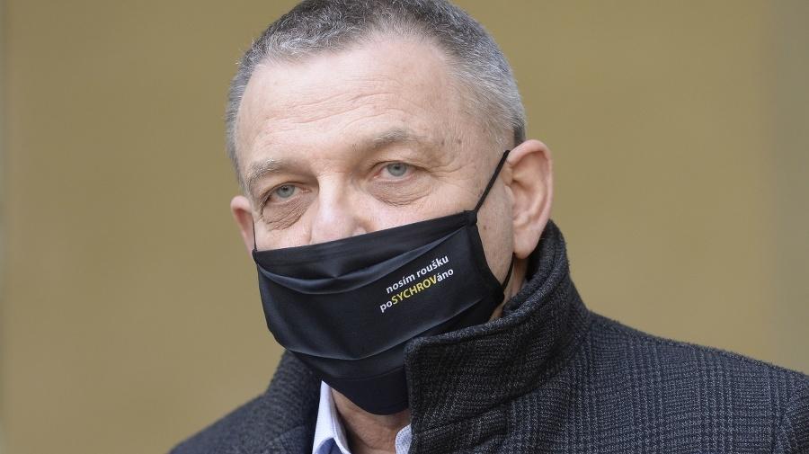 Český sociálnodemokratický politik Lubomír