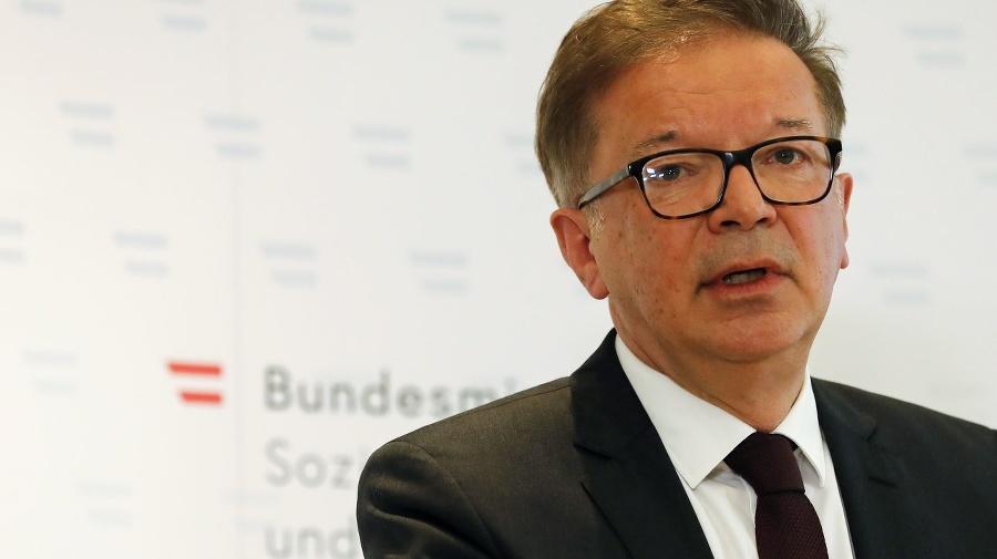 Rakúsky minister zdravotníctva Rudolf
