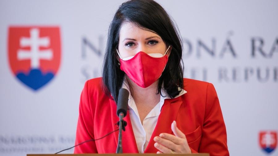 Poslankyňa Národnej rady Slovenskej