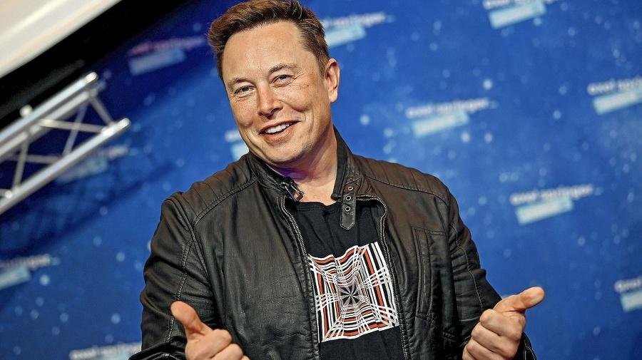 Elon Musk má dôvod