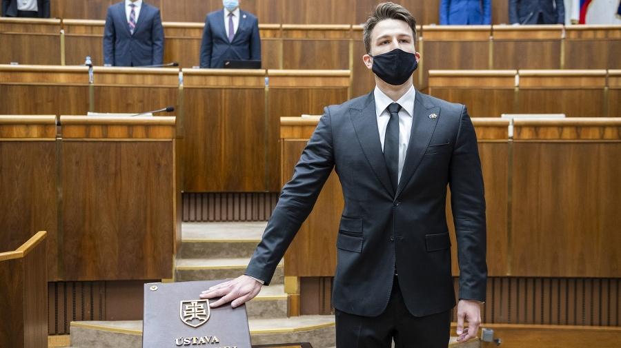 Poslanec Andrej Stančík (OĽaNO)