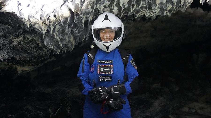 Slovenská astrobiologička Michaela Musilová