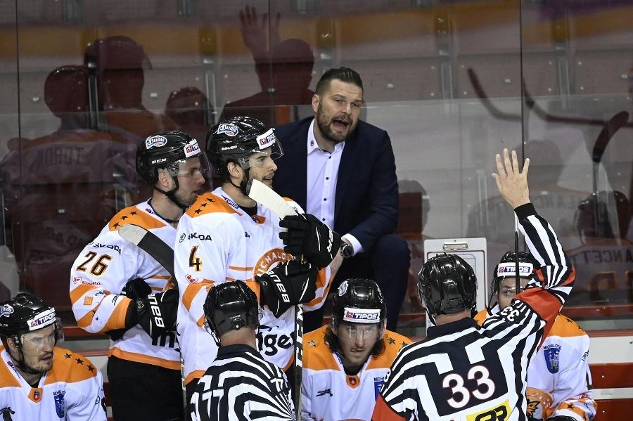 Michalovce vyhrali v Trenčíne