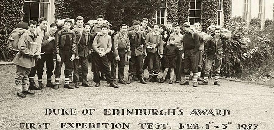 Prvá expedícia Medzinárodnej