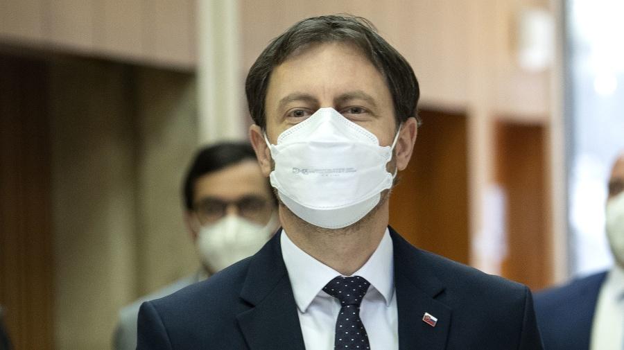 Novozvolený premiér Slovenskej republiky