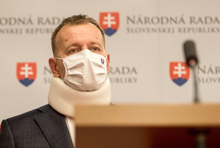 Predseda NR SR Boris