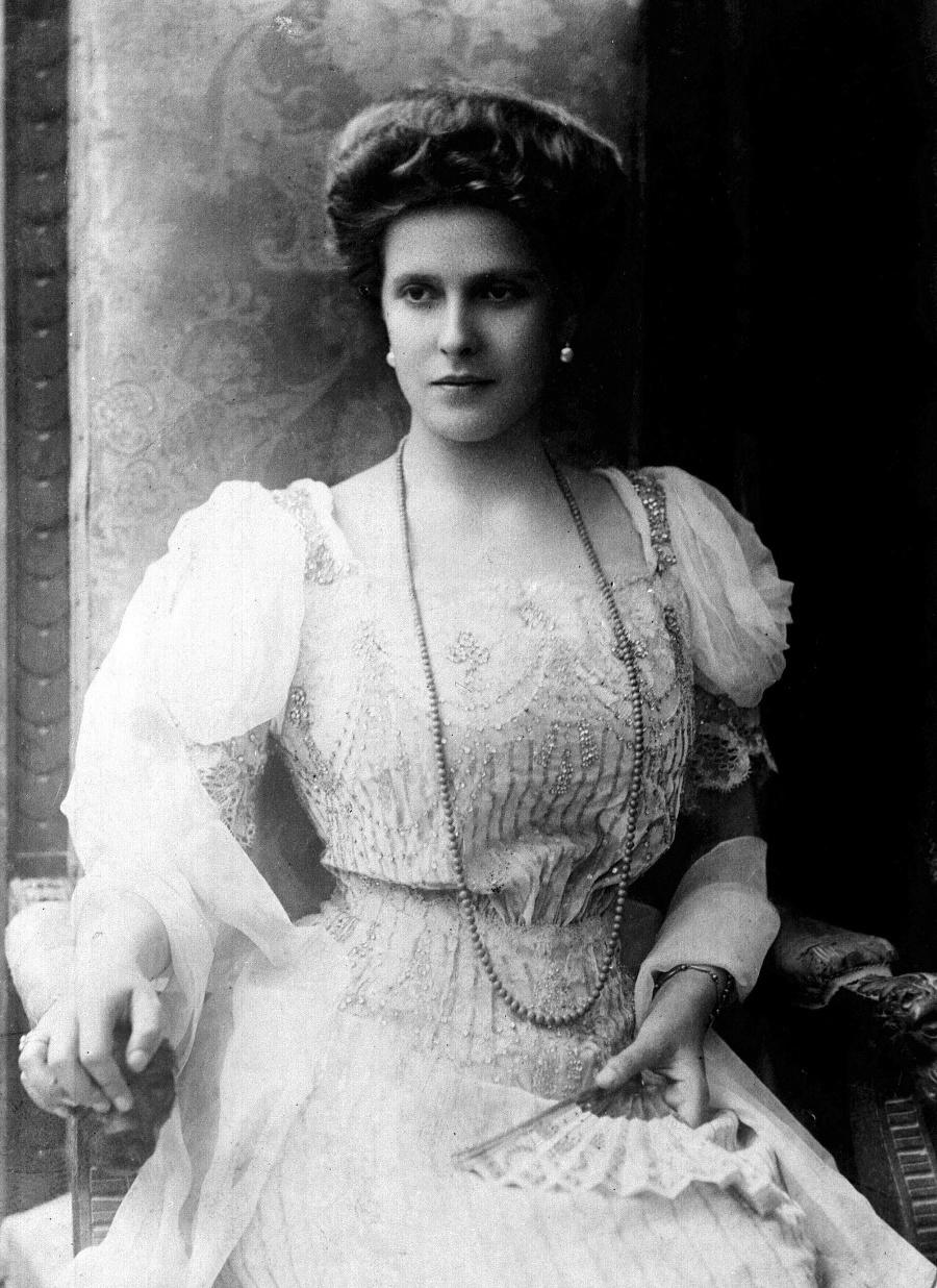 Princezná Alice Grécka, matka