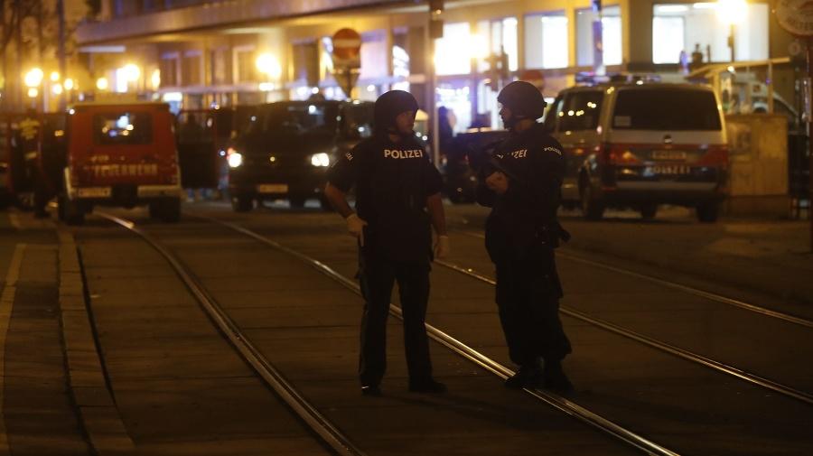 Útok vo Viedni si