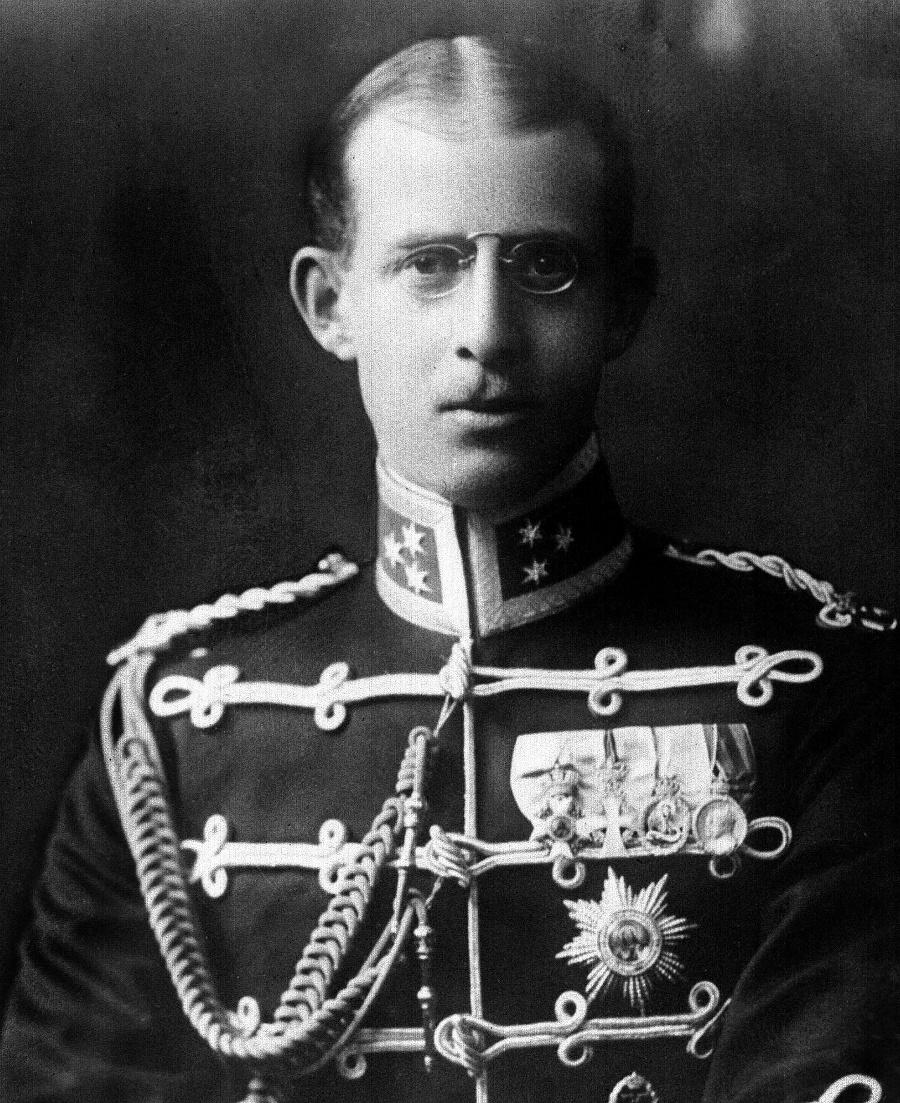 Princ Andrew z Grécka,