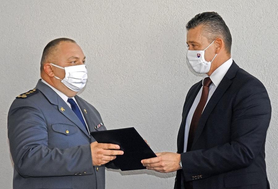 Hasičského prezidenta vymenovali do funkcie ešte v júni 2020.