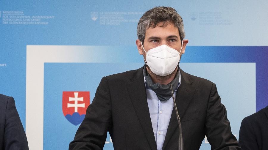Zľava prezident Slovenskej rektorskej