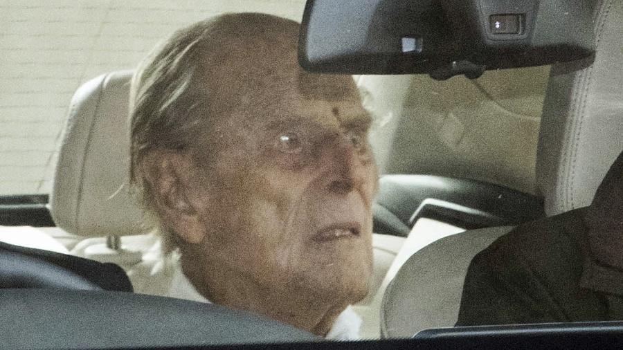 Manžel britskej kráľovnej Alžbety