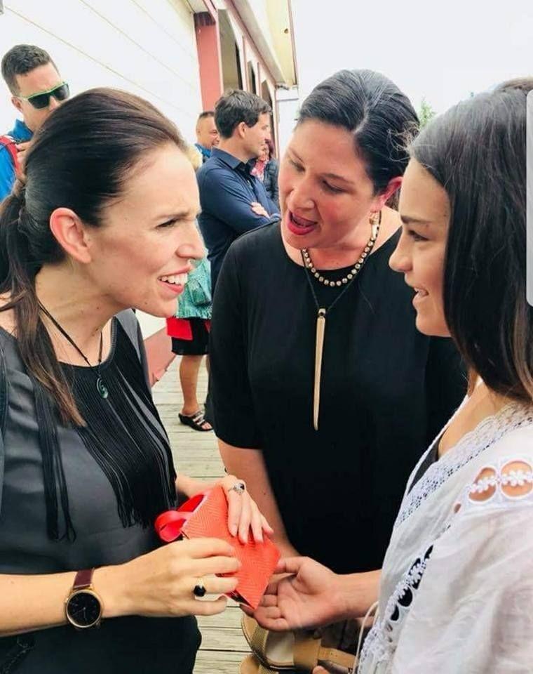 Premiérka Nového Zélandu Jacinda
