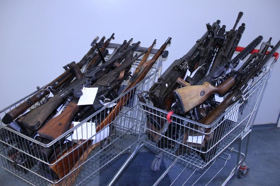Od začiatku zbraňovej amnestie